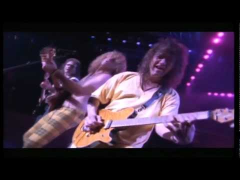 Van Halen - Finish What Ya Started (Live)