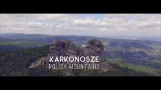 Karkonosze - Polskie Góry z Drona / Polish Mountains by drone
