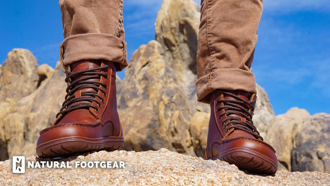Lems Boulder Boot Review Natural Footgear Youtube