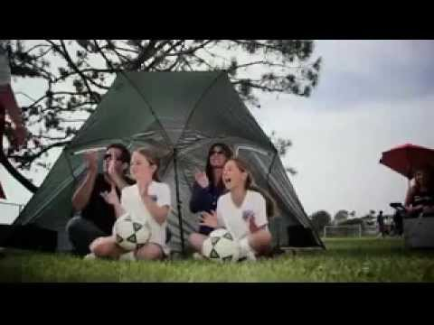 7c49b0be542d Sport-Brella XL - Portable Sun and Weather Shelter - YouTube