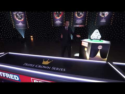 Betfred Masters 2021   Arena Walk