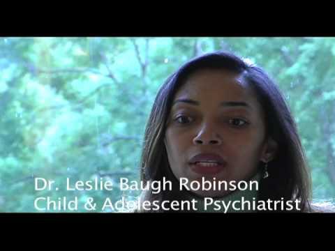 Dr. Leslie Baugh-Robinson - Child Psychiatrist