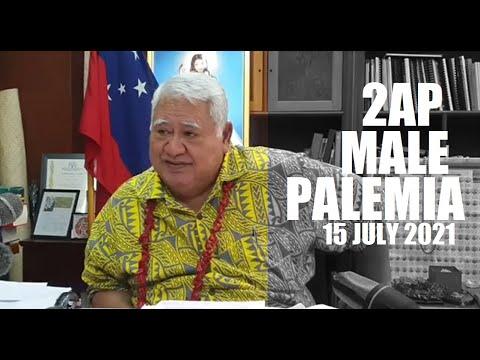 Polokalame 2AP male Palemia ( 15.07.2021)