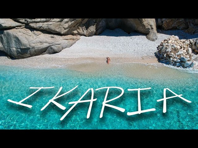 Ikaria Summer 2020 #DroneView