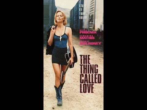 Amit szerelemnek hívnak 1993 The Thing Called Love    HD