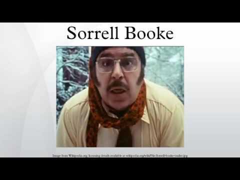 Sorrell Booke