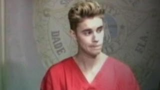 Repeat youtube video Justin Bieber DUI Arrest: Pop Star Out on Bail