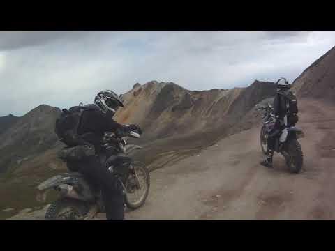 Colorado 1000 Dual Sport Motorcycle