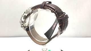 Đồng hồ nam Wenger 79131 Analog Display Quartz-Brown NEW - Onncom.com