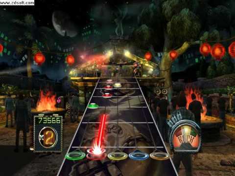 We are One-Guitar Hero Custom