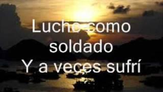 Sumergeme KARAOKE Jesús Adrián Romero