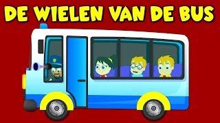 De wielen van de bus ( Nieuwe versie ) ♫ 1 uur ♫ Nederlandse kinderliedjes voor peuters en kleuters