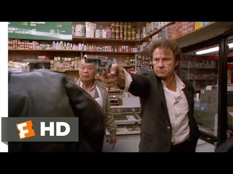 Bad Lieutenant 29 Movie   Corner Store Altercation 1992 HD