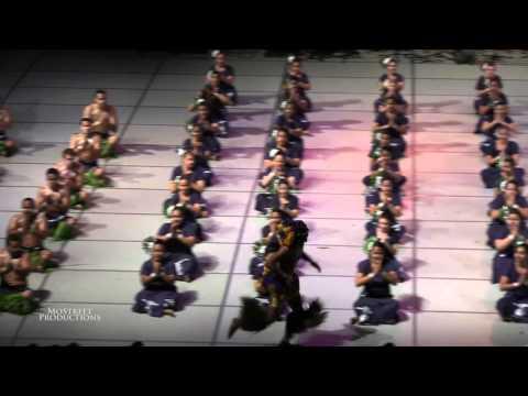 BYUH Cultural Night 2014 - Samoa