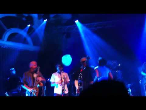 Galactic w/ Corey Glover and Orgone Portland, Or 2012 Part 5