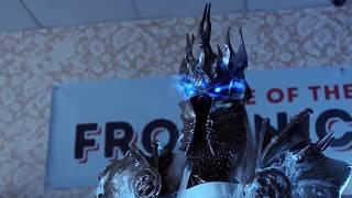Hearthstone: «Мороженая Цитадель» Короля-лича [RUS]