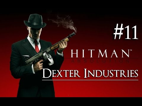 Hitman: Absolution 11 ( Dexter Industries ) Purist|No Kill|Suit Only|Evidence|All Challenges