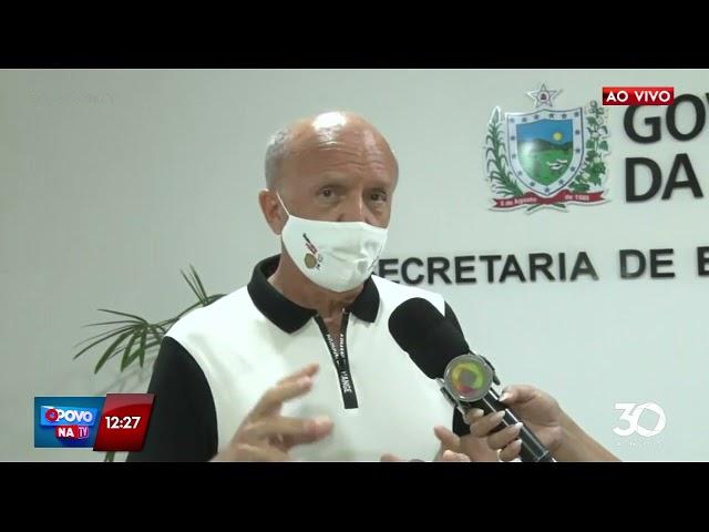 Paraíba tem 17% de ocupação nos leitos de UTI de covid-19 - O Povo na TV