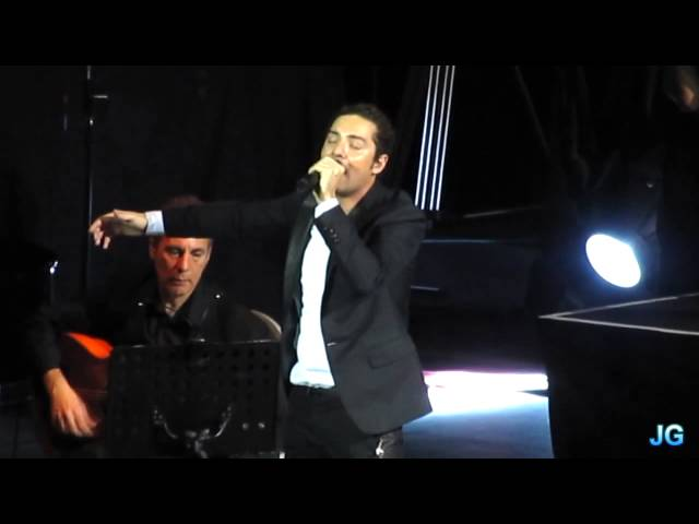 David Bisbal - Hasta el final (Luna Park 2013) Videos De Viajes