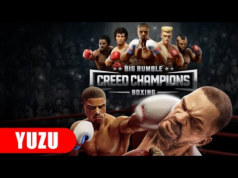 YUZU - Big Rumble Boxing Creed Champions - VULKAN  