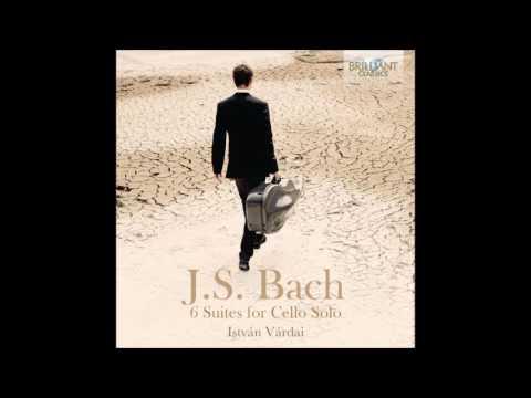 JS Bach: 6 Suites For Cello Solo, BWV 1007-1012 - István Várdai (Audio Video)