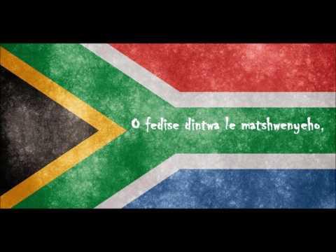 south african anthem Karaoke