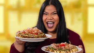How To Make Japanese Okonomiyaki: 2-Ways