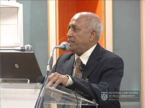 Space Debris : A Legal Issue - Astronaut Rakesh Sharma (NLSIU, Bangalore)
