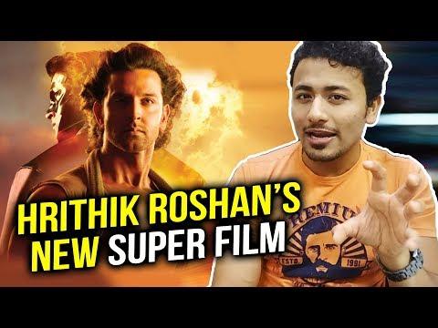 No Krrish 4, Hrithik Roshan To Star In NEW SUPERHERO Film?
