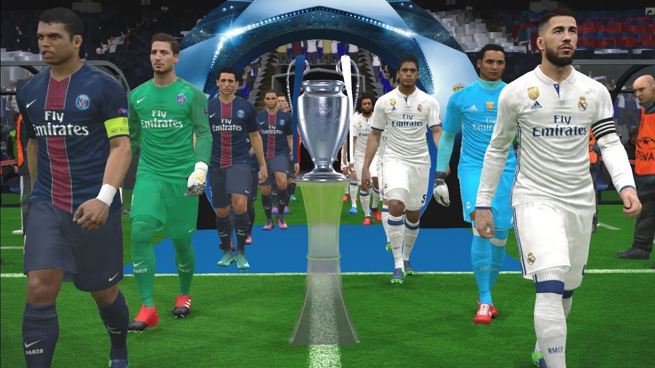 Real Vs Paris