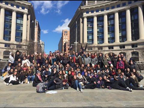 BLS Facing History 2017 DC Trip