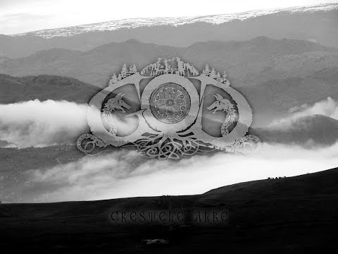 GOD The Barbarian Horde - Crestele Albe (Official Lyric Video 2015)
