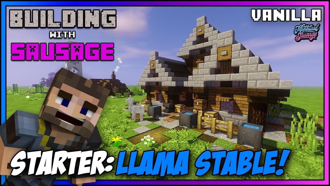 how to make llamas happy in minecraft