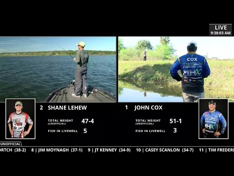 FLW Live Coverage | Day 3 | Harris Chain
