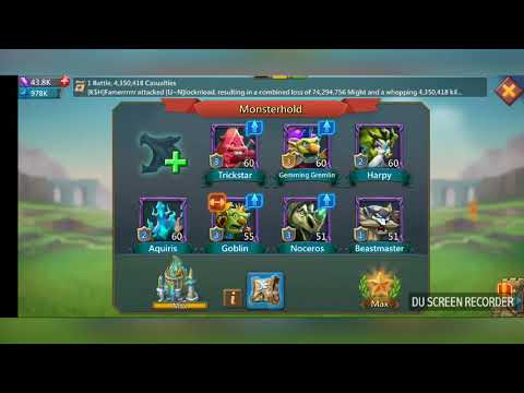 Lord Mobile |How To Unlock Familiar Army Talent!