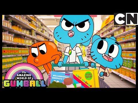 Granica | Niesamowity świat Gumballa | Cartoon Network