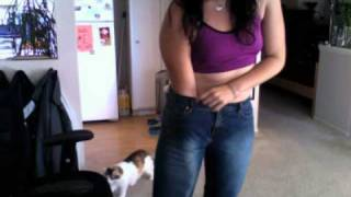 Before & After High School Jeans - Transformation 35 lbs Lost on YouTube