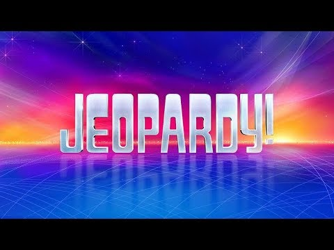 Jeopardy Theme Song- 1 Minute