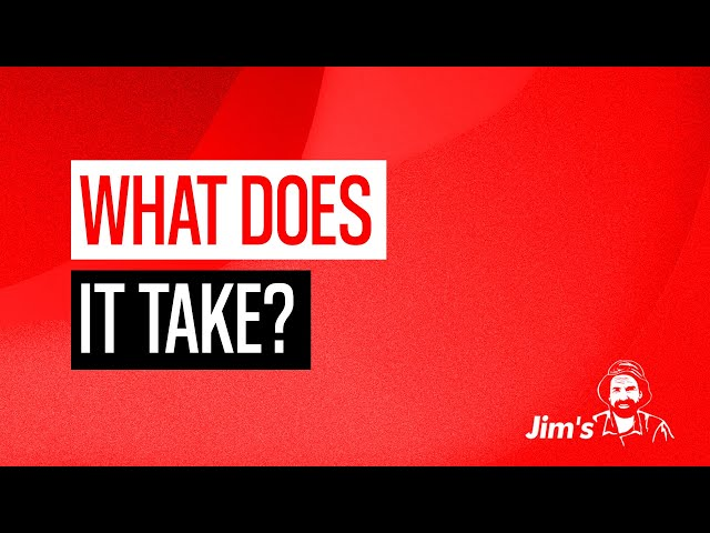 What it take to become a regional franchisor with Jim's? | 131 546 | www.jims.net