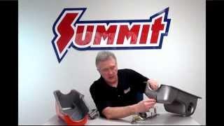 Oil Pan and Gasket - Summit Racing Quick Flicks