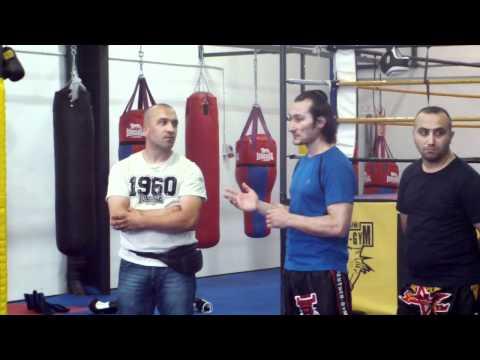 www.k-1-fightcenter.de köln - serkan yilmaz Turkish Samurai