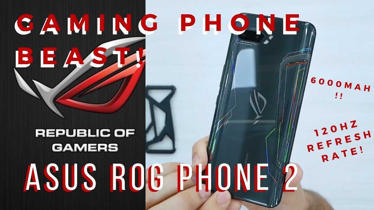 Asus ROG Phone 2 Unboxing & Review (Malaysia)
