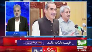 Live With Nasrullah Malik | Full Program - 09 November 2018 | Neo News