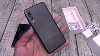 New Huawei P20 Pro - Leather Back Edition ( 8GB Ram and 256GB Storage )