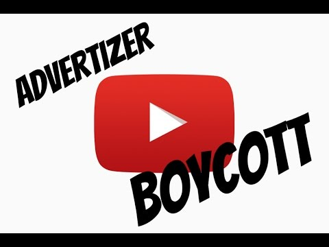 Youtube Advertizer BOYCOTT will KILL Independant Creators - The REAL Reason why Ads are pulled