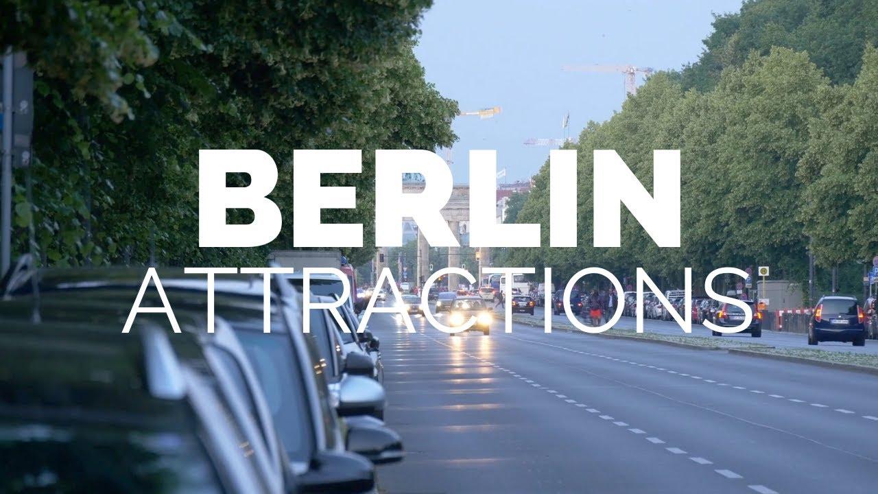 10 Top Tourist Attractions in Berlin - Travel Video