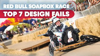 The Soapbox Design Fails You Didn't Know You Needed | Red Bull Soapbox Race