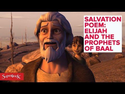 Elijah - The Salvation Poem