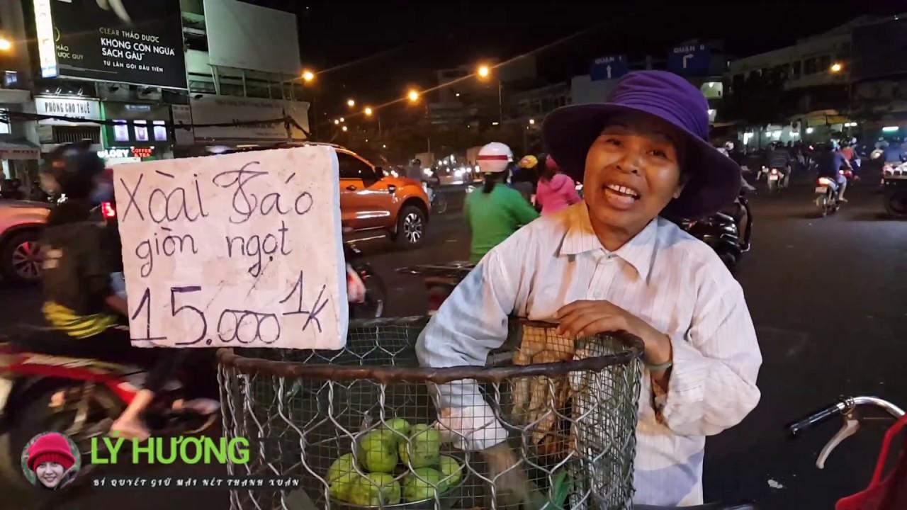 RÚT RA BÀI HỌC kinh doanh đắc tiền [từ cô bán XOÀI DẠO] 70kg/ ngày   |  Guide Saigon Food