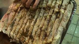 Kijkje in de Keuken bij Oriental Garden 5: Babi Pangang Spek